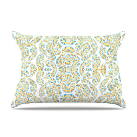 "Pom Graphic Design ""Infinite Thoughts"" Pillow Sham - KESS InHouse"