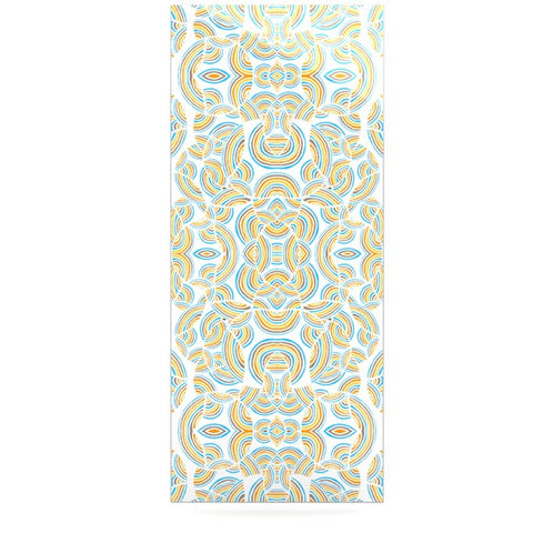 "Pom Graphic Design ""Infinite Thoughts"" Luxe Rectangle Panel - KESS InHouse  - 1"