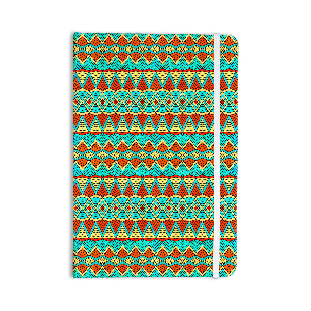 "Pom Graphic Design ""Tribal Soul"" Everything Notebook - KESS InHouse  - 1"
