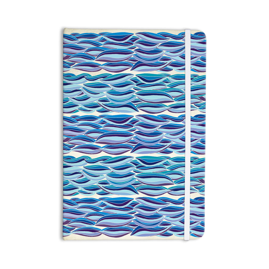 "Pom Graphic Design ""The High Sea"" Everything Notebook - KESS InHouse  - 1"