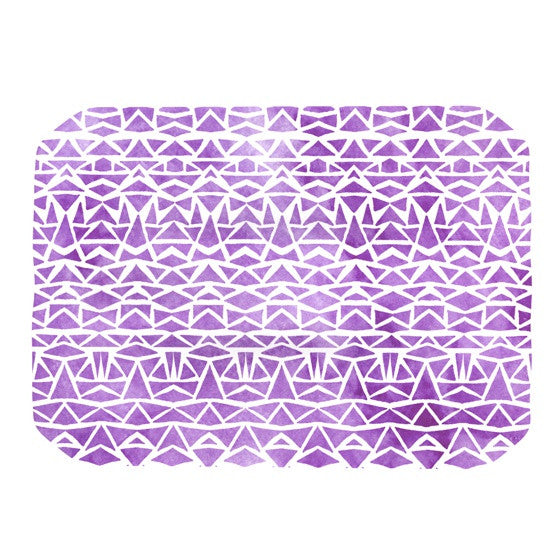 "Pom Graphic Design ""Tribal Mosaic"" Place Mat - KESS InHouse"