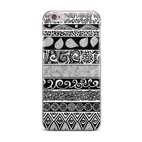 "Pom Graphic Design ""Tribal Evolution"" iPhone Case - KESS InHouse"