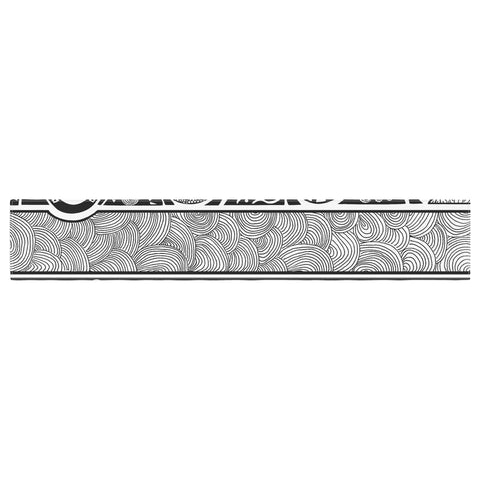 "Pom Graphic Design ""Tribal Evolution"" Table Runner - KESS InHouse  - 1"