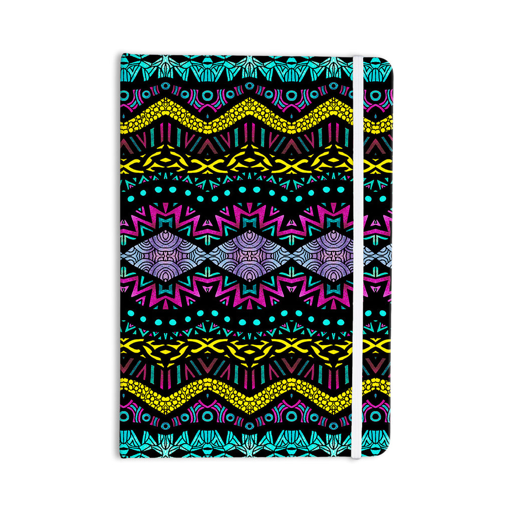 "Pom Graphic Design ""Tribal Dominance"" Everything Notebook - KESS InHouse  - 1"