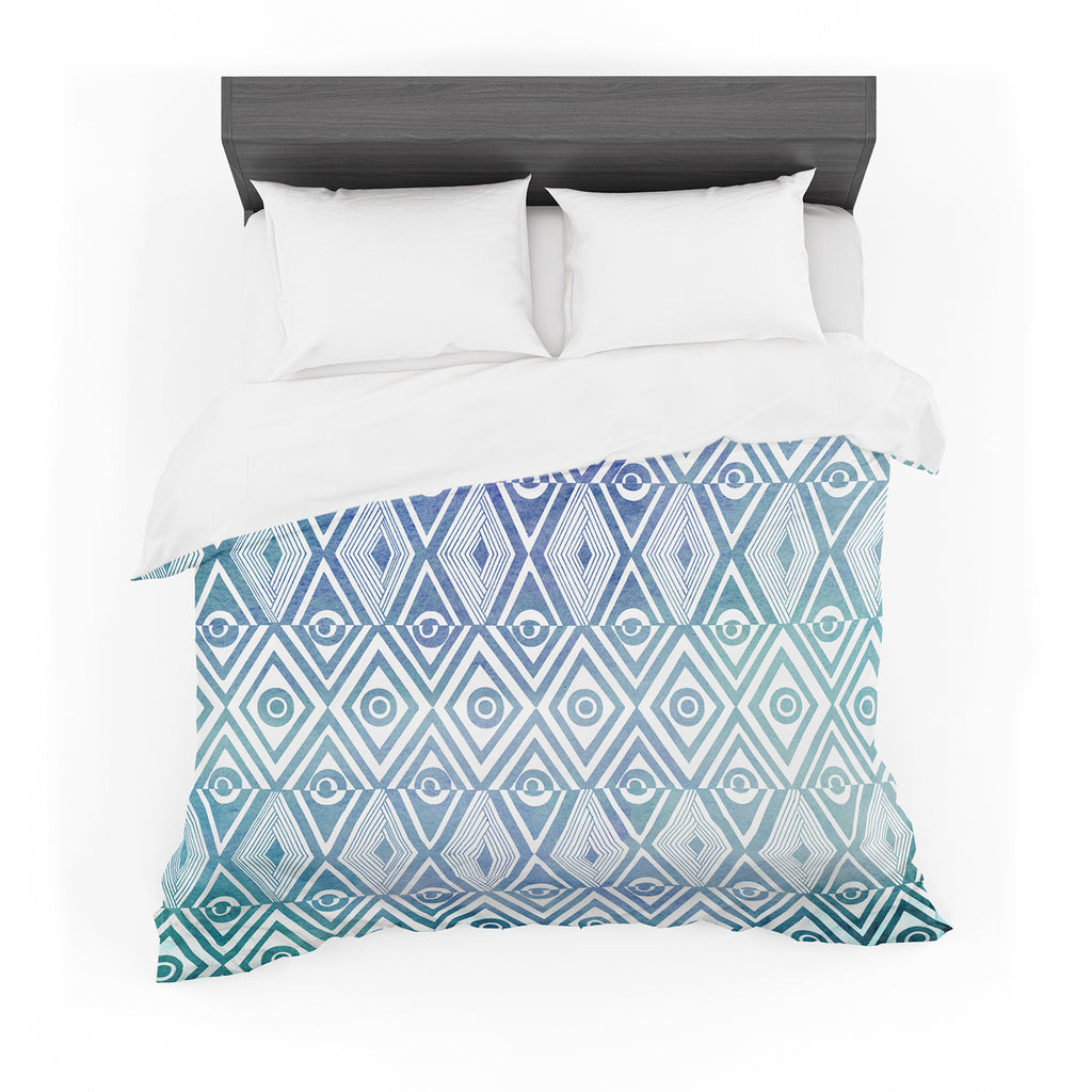 "Pom Graphic Design ""Tribal Empire"" Cotton Duvet"