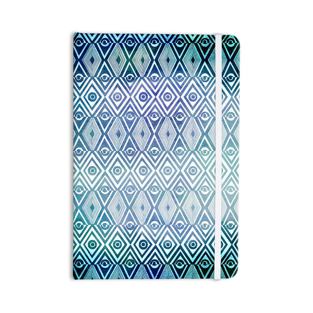 "Pom Graphic Design ""Tribal Empire"" Everything Notebook - KESS InHouse  - 1"