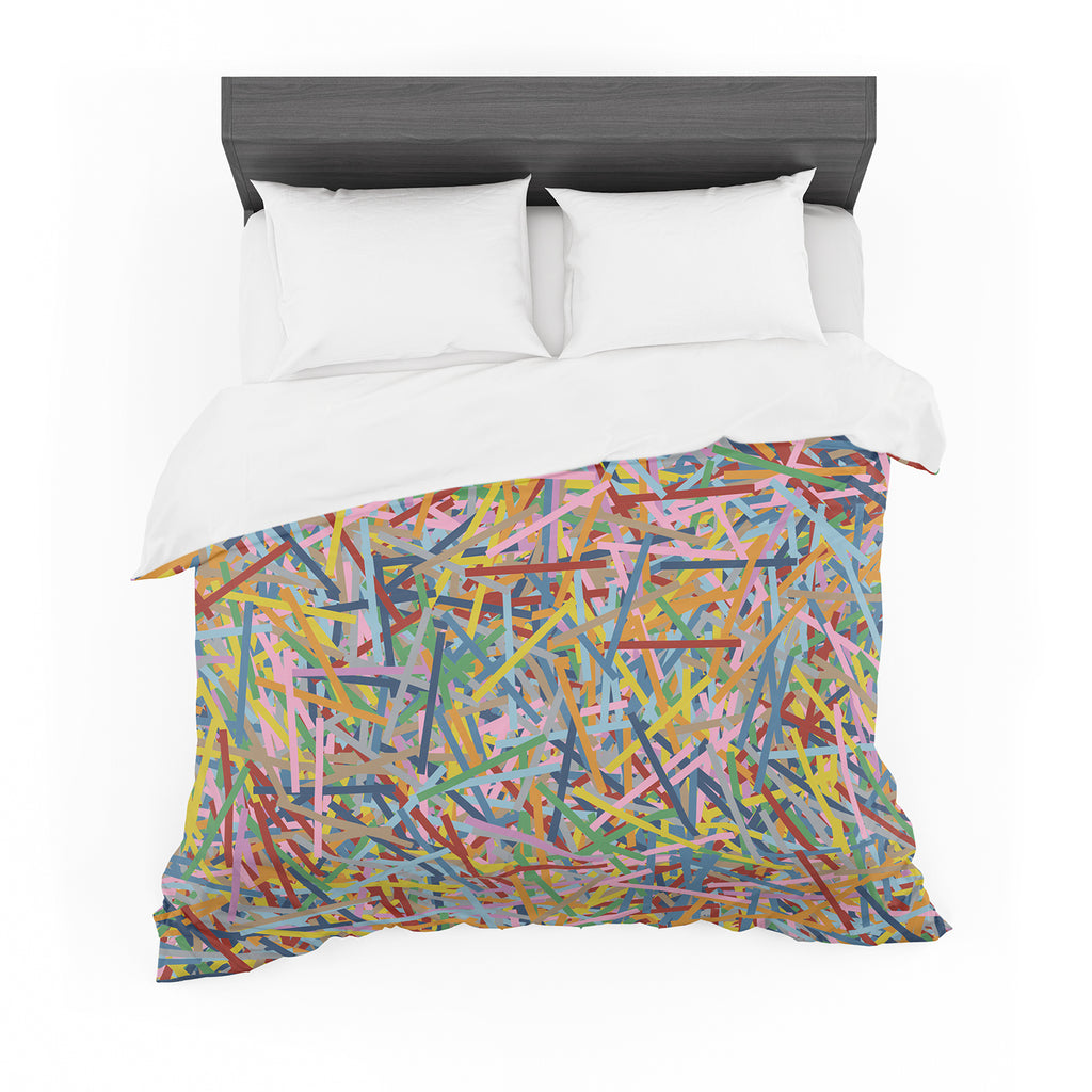 "Project M ""More Sprinkles"" Cotton Duvet"