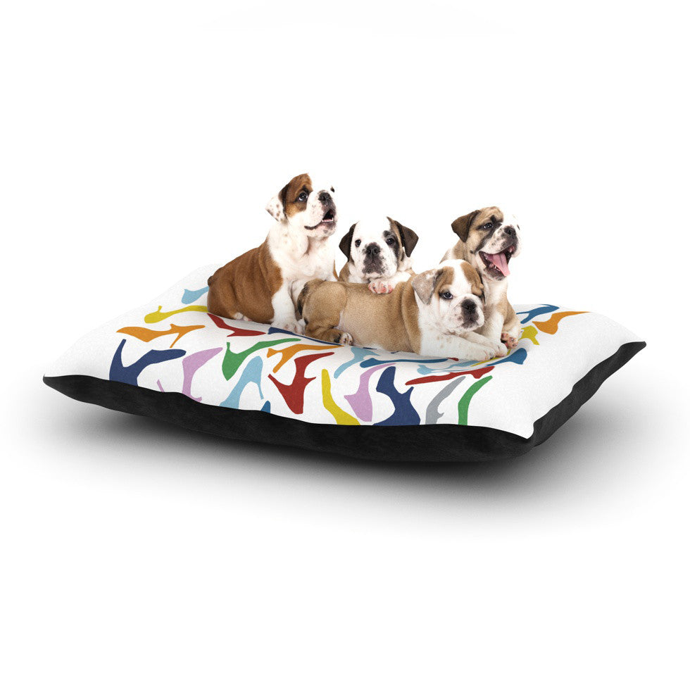 "Project M ""Shoe"" Dog Bed - KESS InHouse  - 1"