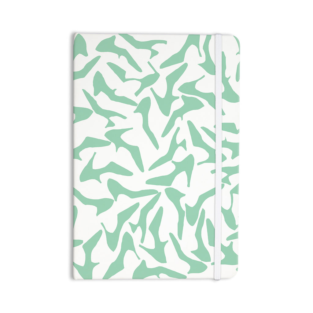 "Project M ""Shoe Mint"" Everything Notebook - KESS InHouse  - 1"