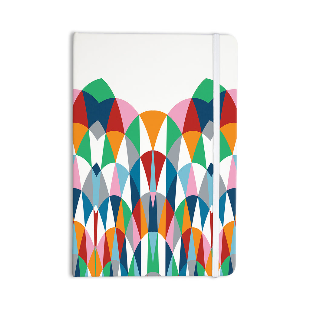 "Project M ""Modern Day Arches"" Everything Notebook - KESS InHouse  - 1"
