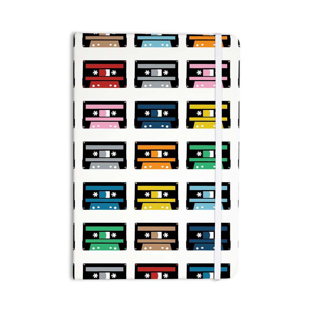 "Project M ""Rainbow Tapes"" Everything Notebook - KESS InHouse  - 1"