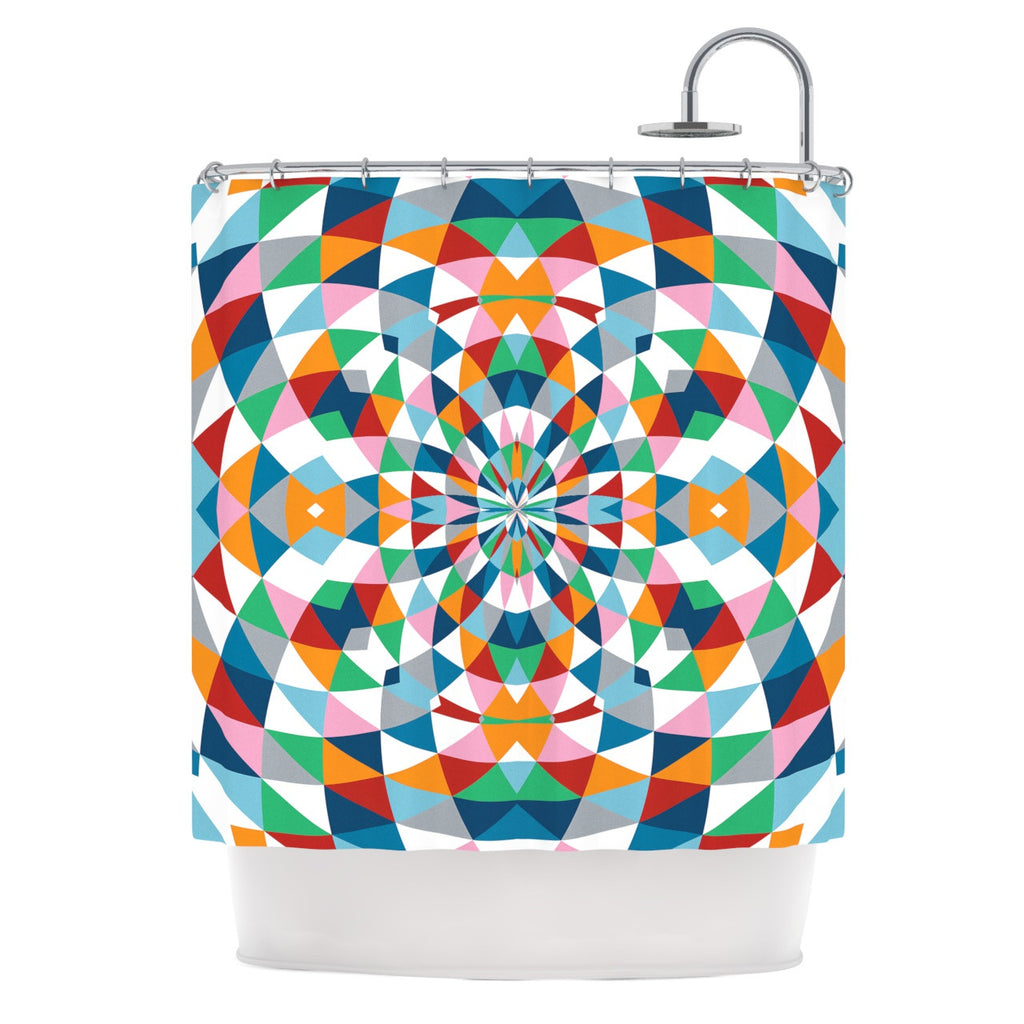 "Project M ""Modern Day"" Shower Curtain - KESS InHouse"