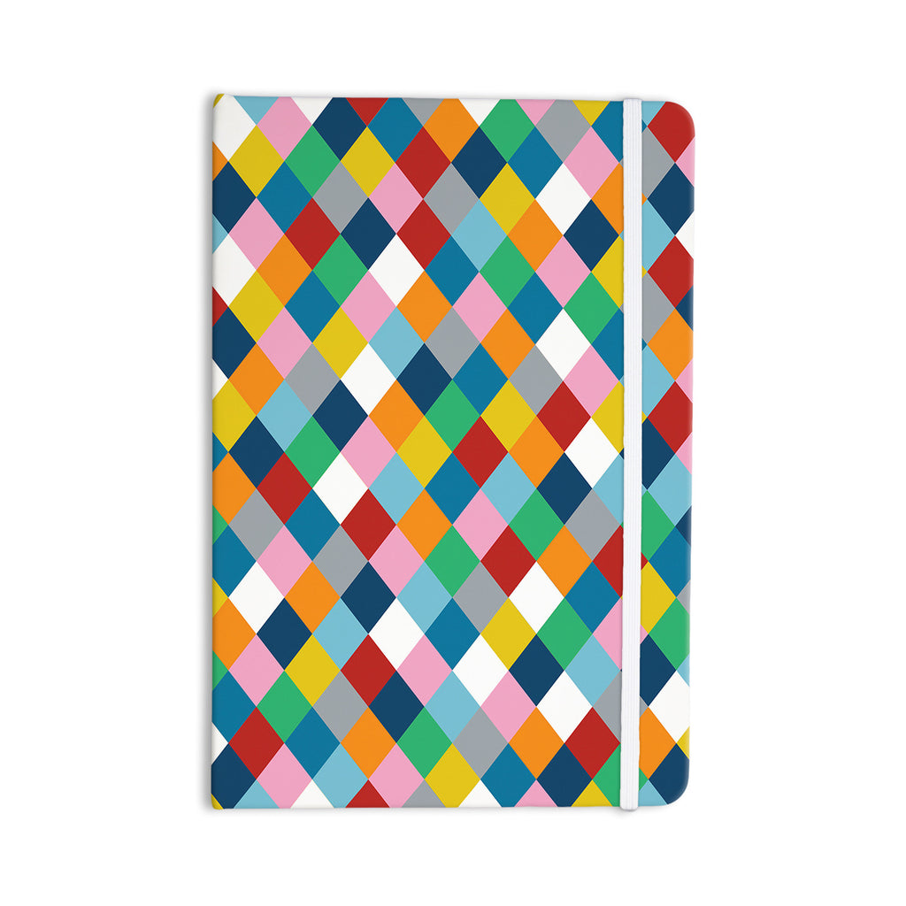 "Project M ""Harlequin Zoom"" Everything Notebook - KESS InHouse  - 1"