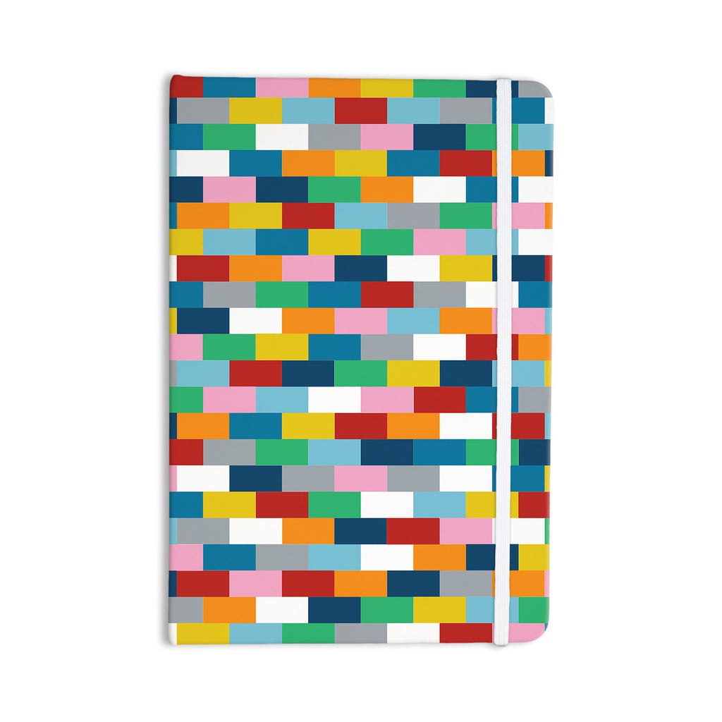 "Project M ""Bricks"" Everything Notebook - KESS InHouse  - 1"