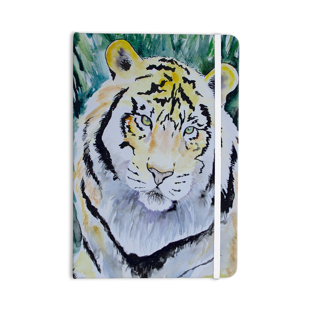"Padgett Mason ""Tiger"" Everything Notebook - KESS InHouse  - 1"