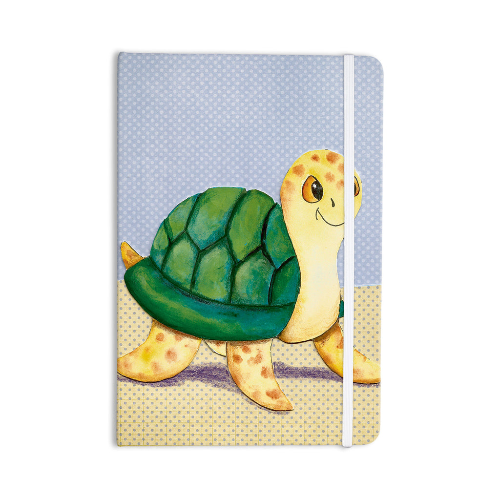 "Padgett Mason ""Slow and Steady"" Everything Notebook - KESS InHouse  - 1"