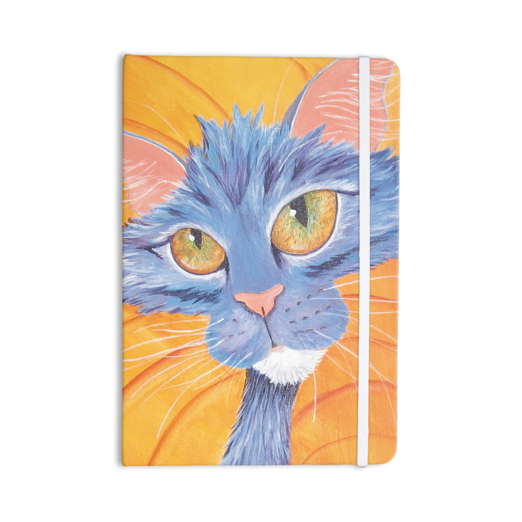 "Padgett Mason ""Tell Me More"" Everything Notebook - KESS InHouse  - 1"