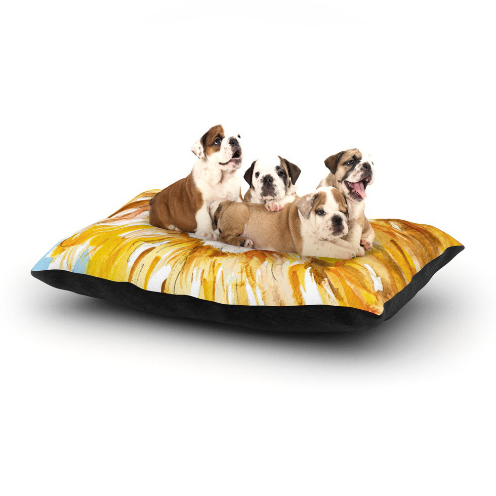 "Padgett Mason ""Wild One"" Dog Bed - KESS InHouse  - 1"