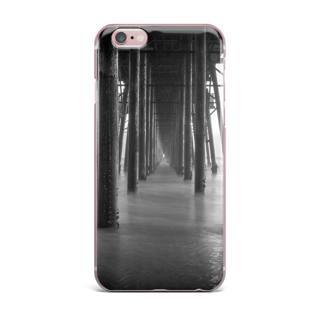 "Juan Paolo ""Vanishing Point"" Coastal Photography iPhone Case - KESS InHouse"