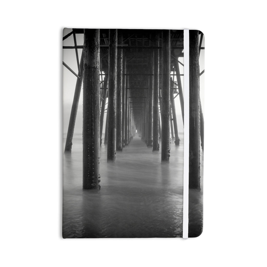 "Juan Paolo ""Vanishing Point"" Coastal Photography Everything Notebook - KESS InHouse  - 1"