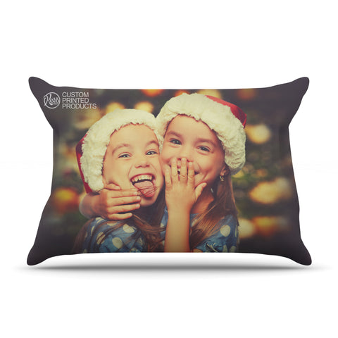 KESS Custom Printed Pillow Sham - KESS InHouse  - 1