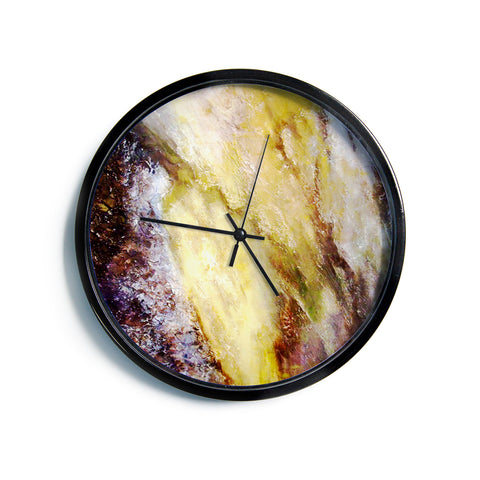 "Rosie Brown ""Georgia""  Modern Wall Clock"
