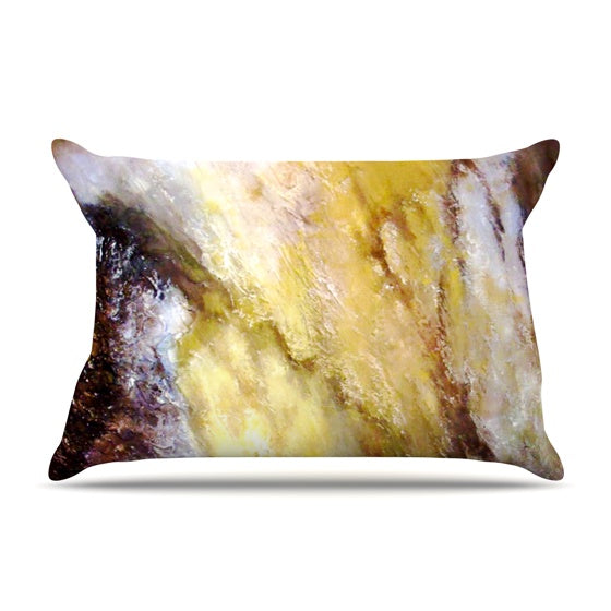 "Rosie Brown ""Georgia"" Pillow Case - KESS InHouse  - 1"