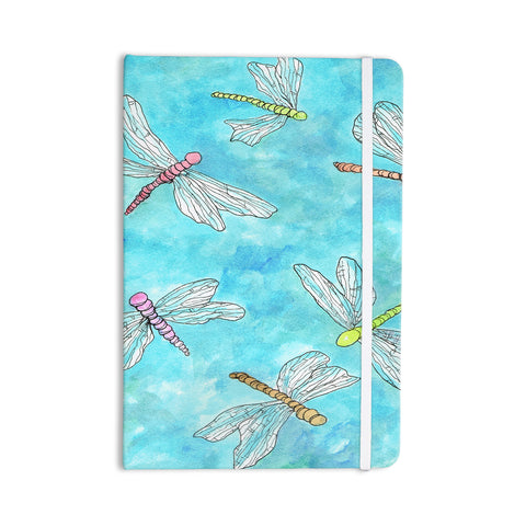 "Rosie Brown ""Dragonfly"" Everything Notebook - KESS InHouse  - 1"