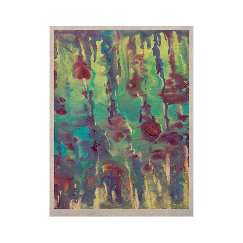 "Rosie Brown ""Splash"" KESS Naturals Canvas (Frame not Included) - KESS InHouse  - 1"