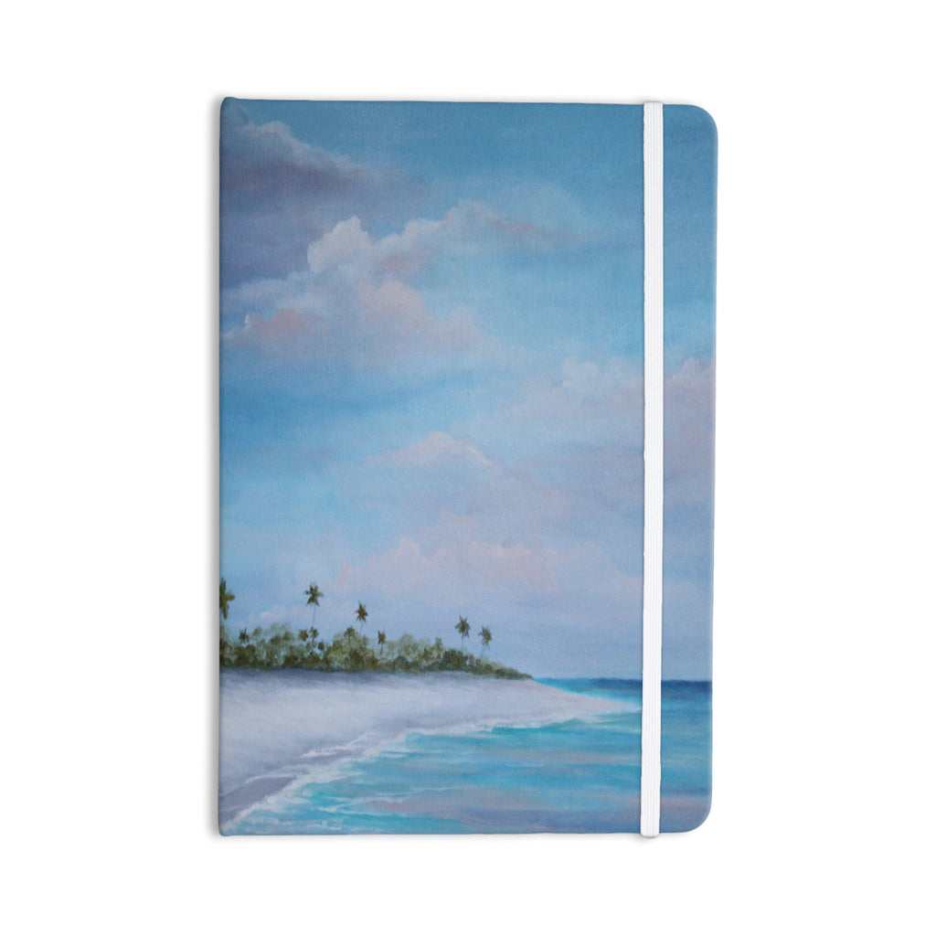 "Rosie Brown ""Carefree Carribean"" Everything Notebook - KESS InHouse  - 1"
