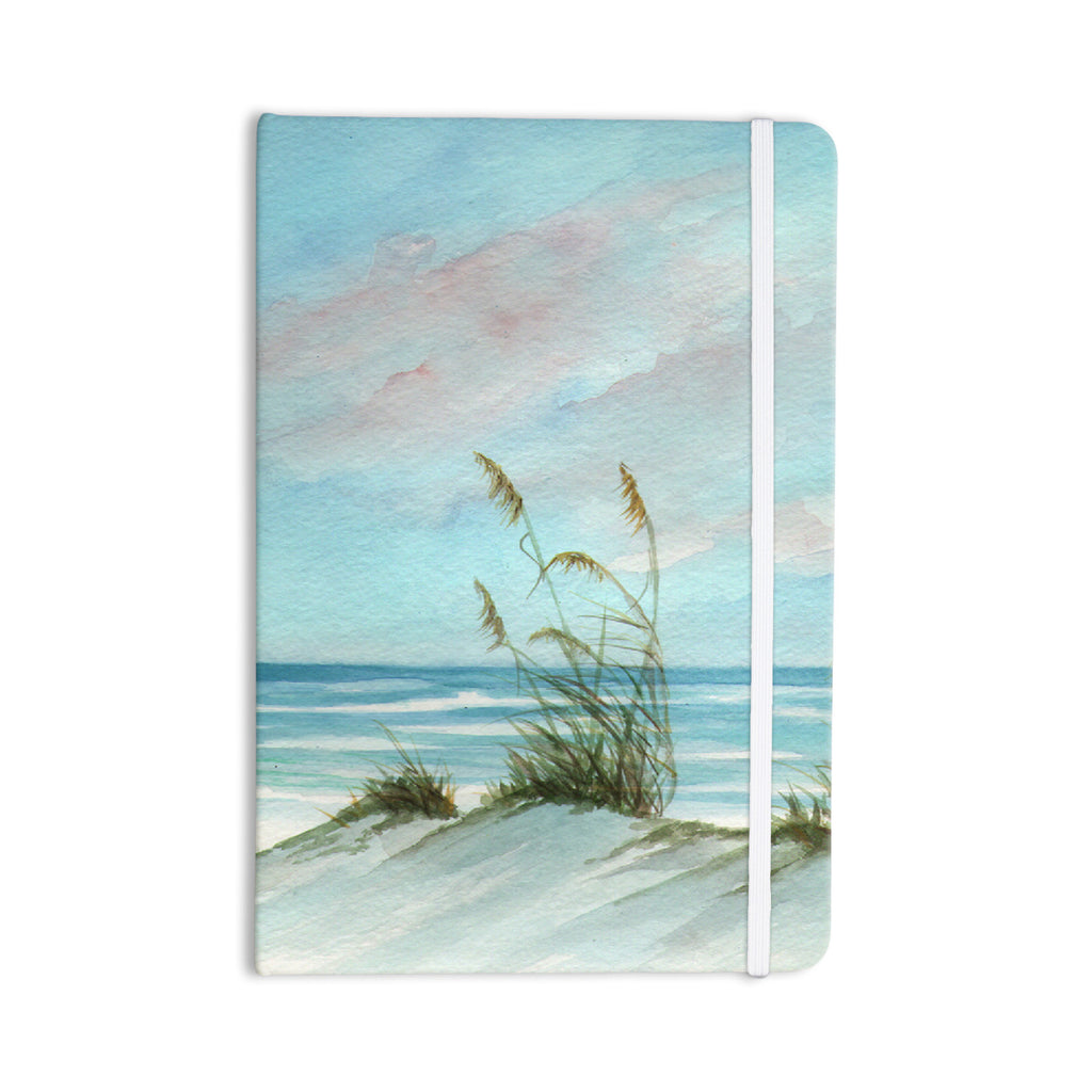"Rosie Brown ""Sea Oats"" Everything Notebook - KESS InHouse  - 1"