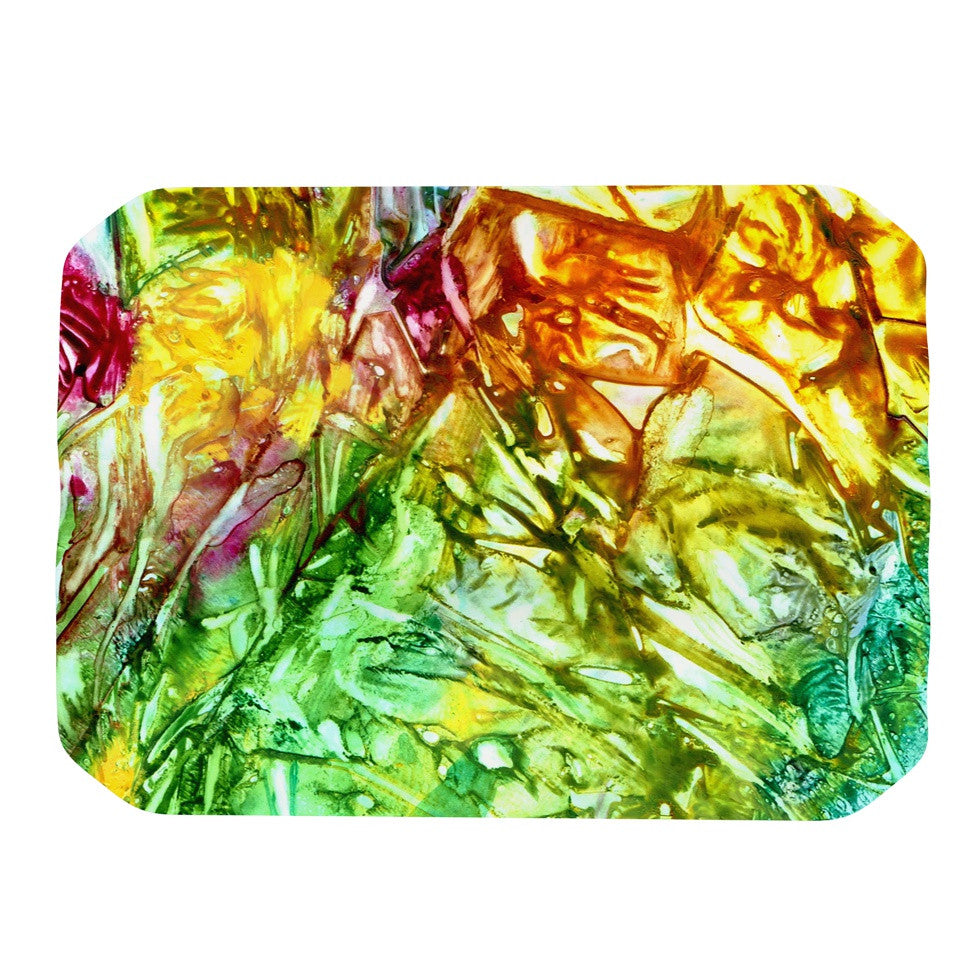 "Rosie Brown ""Kaleidoscope"" Place Mat - KESS InHouse"