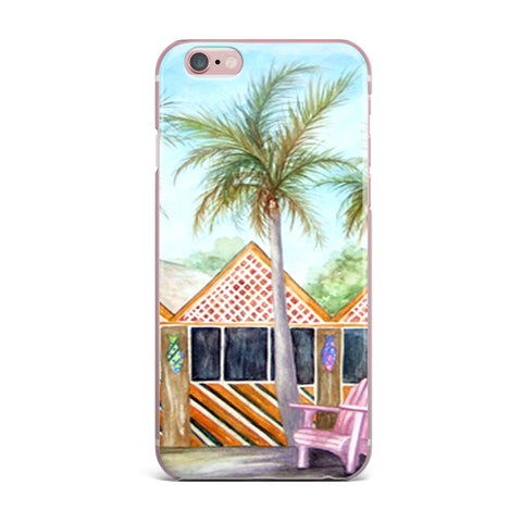 "Rosie Brown ""McT on Sanibel"" iPhone Case - KESS InHouse"