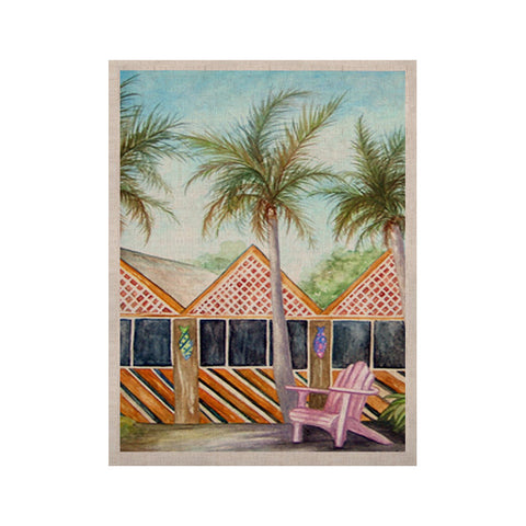 "Rosie Brown ""McT on Sanibel"" KESS Naturals Canvas (Frame not Included) - KESS InHouse  - 1"