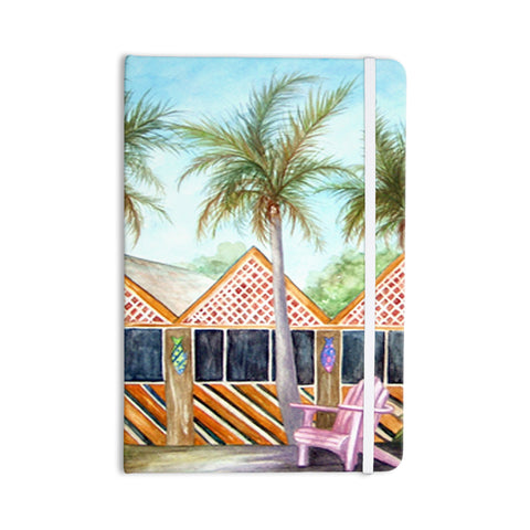 "Rosie Brown ""McT on Sanibel"" Everything Notebook - KESS InHouse  - 1"