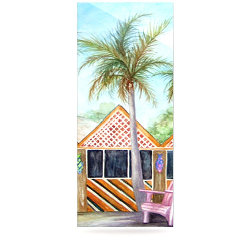 "Rosie Brown ""McT on Sanibel"" Luxe Rectangle Panel - KESS InHouse  - 1"