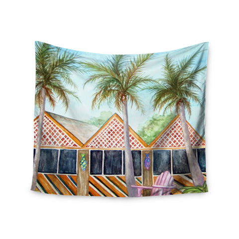"Rosie Brown ""McT on Sanibel"" Wall Tapestry - KESS InHouse  - 1"