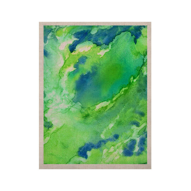 "Rosie Brown ""Touch of Blue"" KESS Naturals Canvas (Frame not Included) - KESS InHouse  - 1"