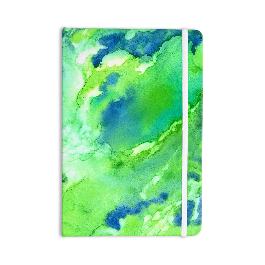 "Rosie Brown ""Touch of Blue"" Everything Notebook - KESS InHouse  - 1"