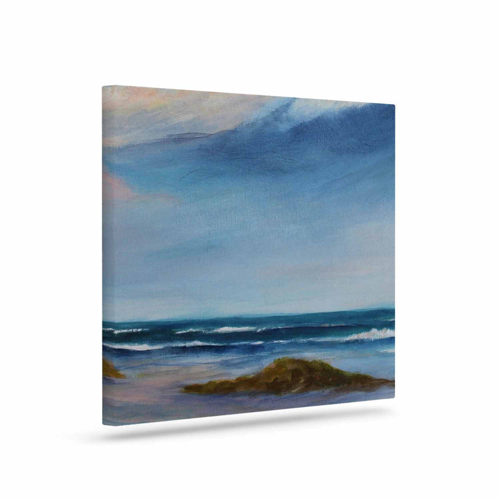 "Rosie Brown ""Summer Showers"" Beach Canvas Art - KESS InHouse  - 1"