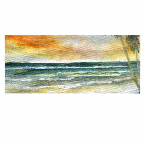 "Rosie Brown ""End of Day"" Beach Luxe Rectangle Panel - KESS InHouse  - 1"