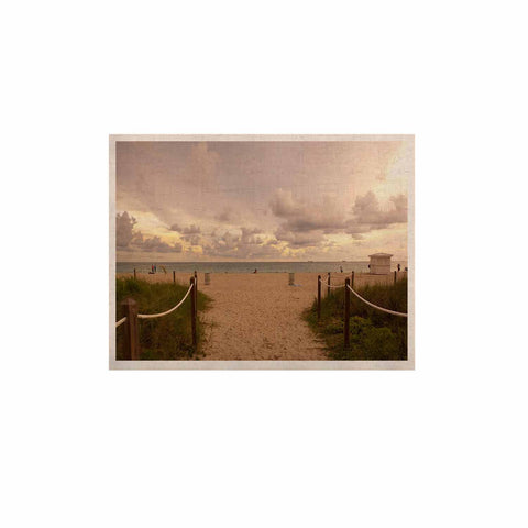 "Rosie Brown ""Walkway To Heaven"" Coastal Photography KESS Naturals Canvas (Frame not Included) - KESS InHouse  - 1"