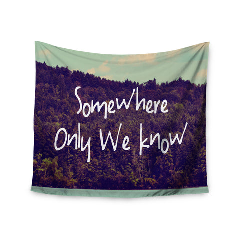"Rachel Burbee ""Somewhere"" Wall Tapestry - KESS InHouse  - 1"