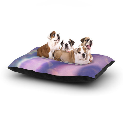 "Rachel Burbee ""Fly Higher"" Dog Bed - KESS InHouse  - 1"