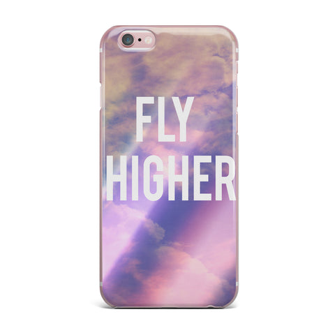 "Rachel Burbee ""Fly Higher"" iPhone Case - KESS InHouse"