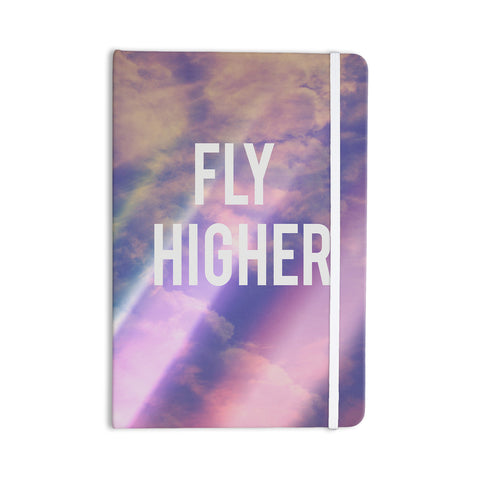 "Rachel Burbee ""Fly Higher"" Everything Notebook - KESS InHouse  - 1"