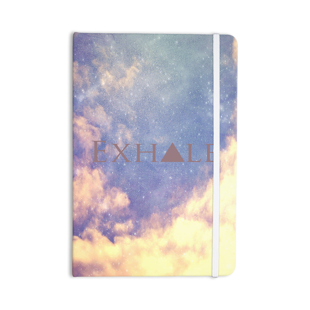 "Rachel Burbee ""Exhale"" Everything Notebook - KESS InHouse  - 1"