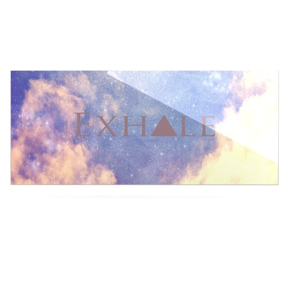 "Rachel Burbee ""Exhale"" Luxe Rectangle Panel - KESS InHouse  - 1"