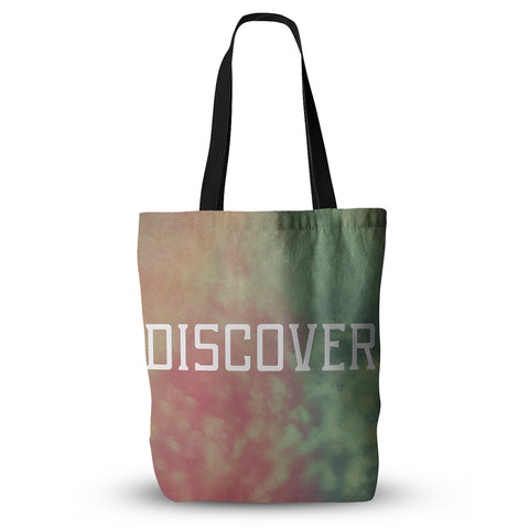 "Rachel Burbee ""Discover"" Tote Bag - Outlet Item"