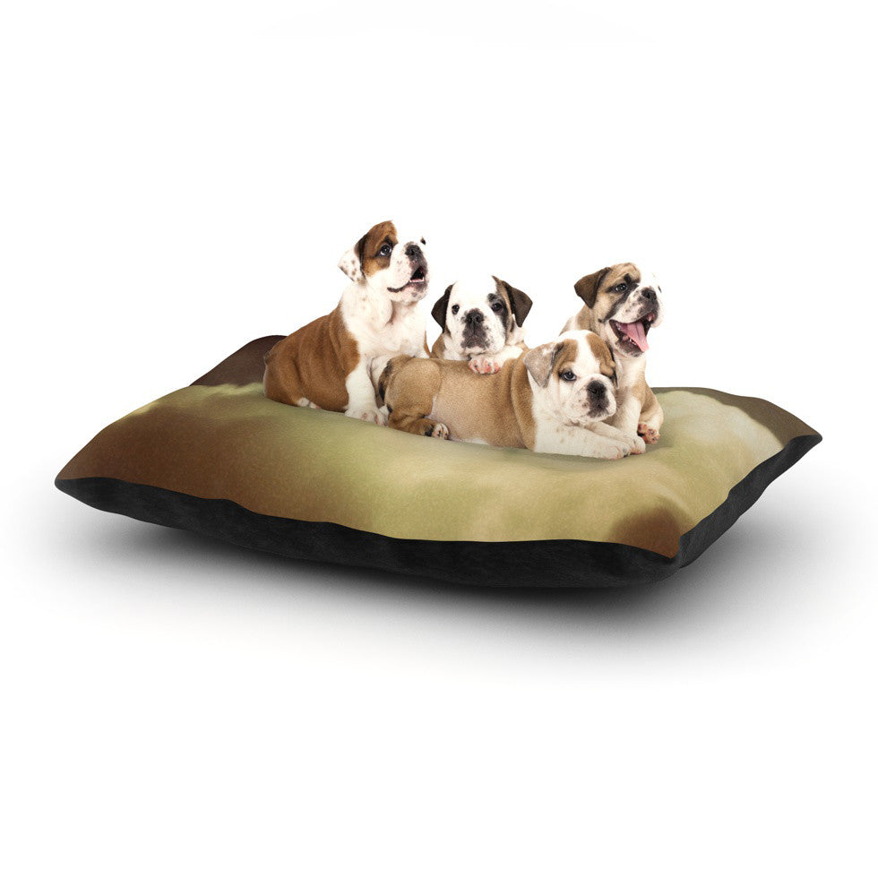 "Richard Casillas ""Pegasus"" Dog Bed - KESS InHouse  - 1"